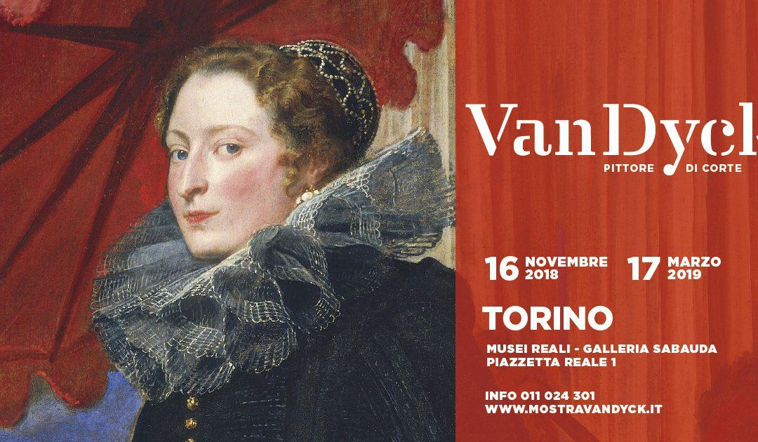 Van Dyck ai Musei Reali di Torino