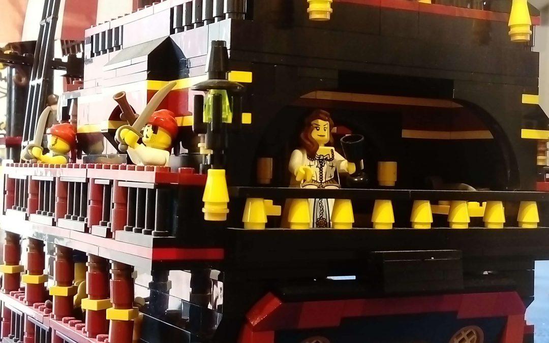 """""""I LOVE LEGO"""": a Palazzo Bonaparte la mostra per bambini e appassionati"""