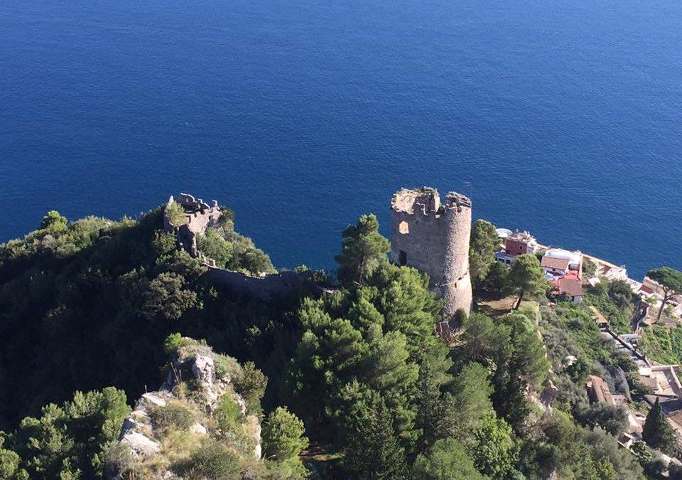 Il Castrum Scalelle: leggende e paesaggi da sogno