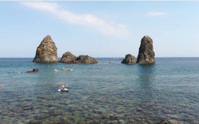 Una storia d'amore e gelosia made in Sicilia. Aci e Galatea