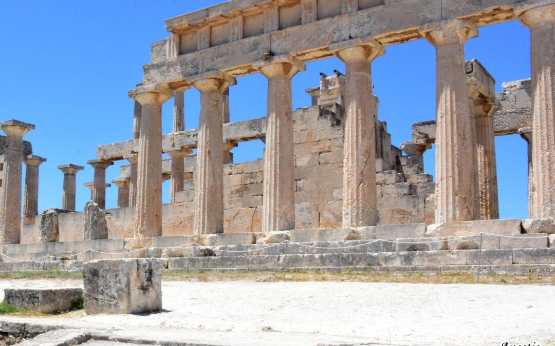 Egina, l'isola regina del Golfo Saronico
