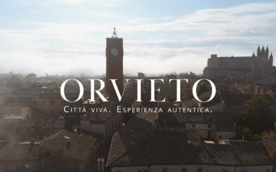 """""""Orvieto: città viva, esperienza autentica"""": unvideo mettele persone al centro del racconto"""
