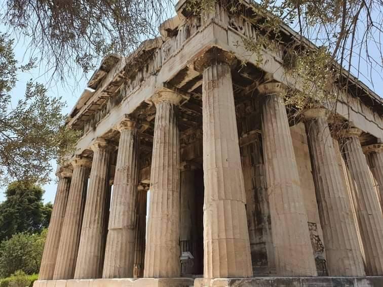 agorà Atene