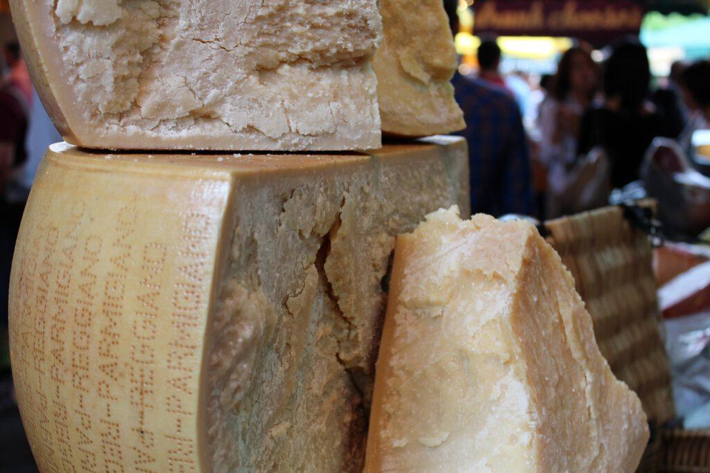 parmigiano reggiano forma oro