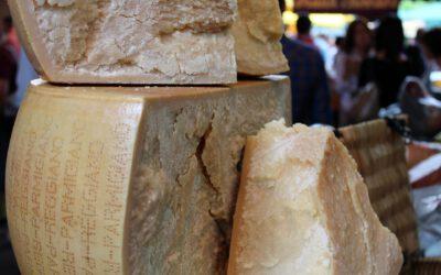 Quel libro sul Parmigiano Reggiano, tra nutrimento e arte gastronomica
